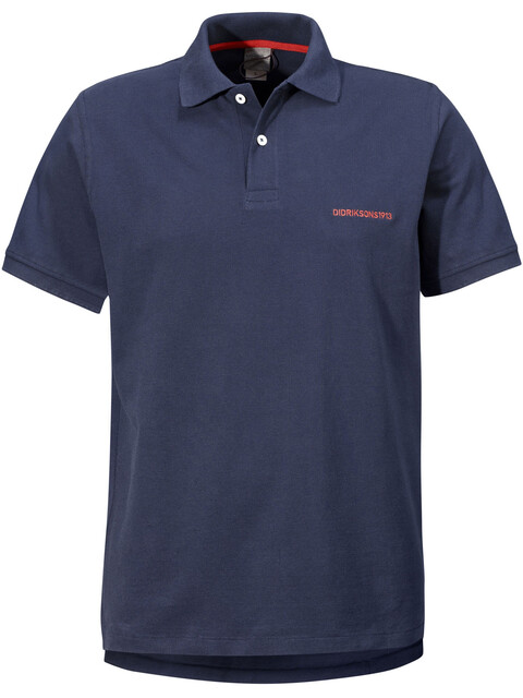 Didriksons 1913 William SS Polo Men Navy